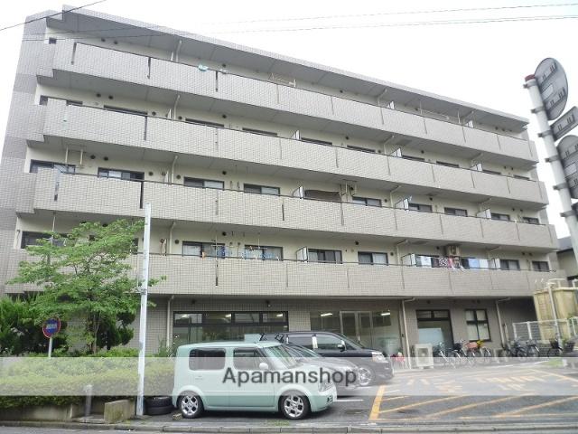 埼玉県戸田市、戸田駅徒歩40分の築23年 5階建の賃貸マンション