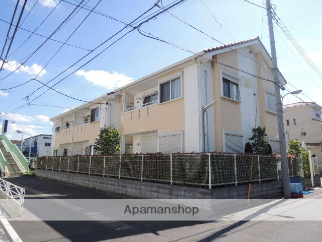 埼玉県戸田市、戸田駅徒歩5分の築10年 2階建の賃貸アパート