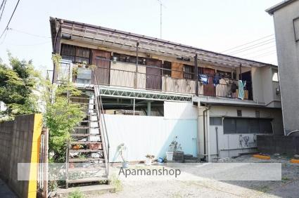 埼玉県戸田市、戸田公園駅徒歩17分の築48年 2階建の賃貸アパート