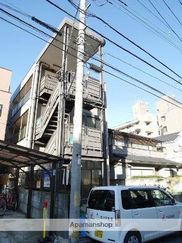 埼玉県戸田市、戸田公園駅徒歩13分の築26年 3階建の賃貸マンション