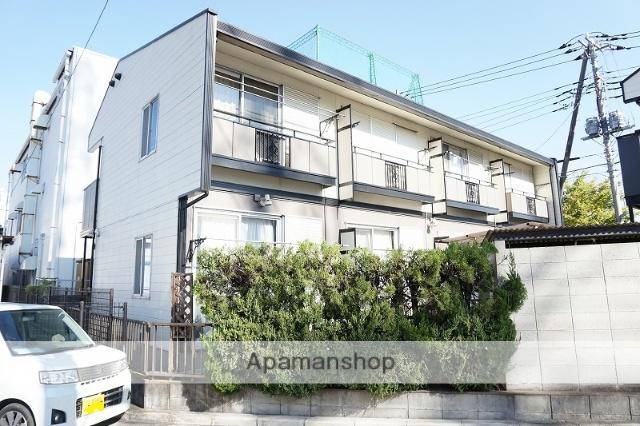 埼玉県戸田市、浮間舟渡駅徒歩24分の築29年 2階建の賃貸アパート