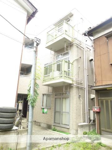埼玉県戸田市、戸田公園駅徒歩11分の築27年 3階建の賃貸マンション