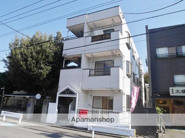 埼玉県戸田市、戸田公園駅徒歩5分の築28年 3階建の賃貸アパート