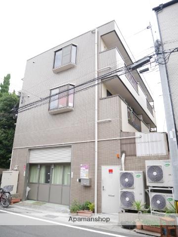 埼玉県戸田市、戸田駅徒歩5分の築23年 3階建の賃貸マンション
