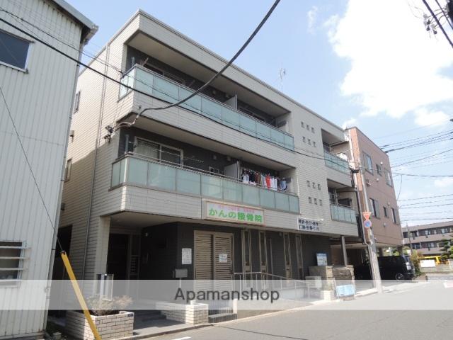 埼玉県戸田市、戸田公園駅徒歩16分の築4年 3階建の賃貸マンション