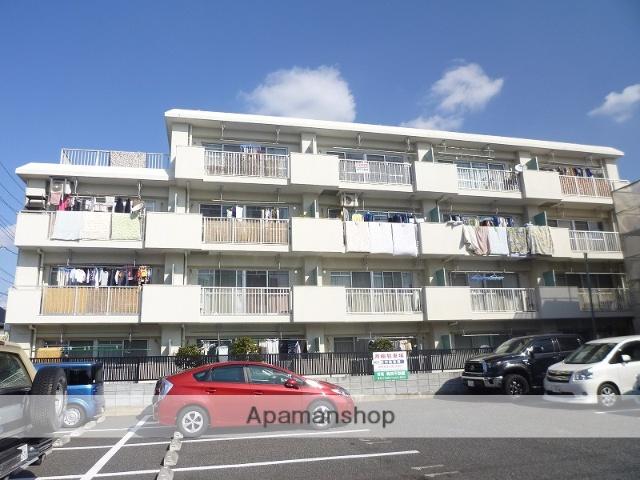 埼玉県戸田市、戸田公園駅徒歩15分の築28年 4階建の賃貸マンション