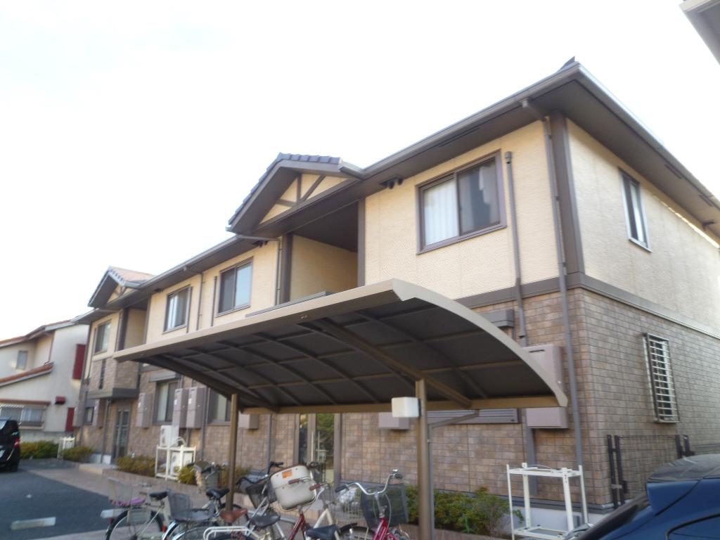 埼玉県戸田市、戸田駅徒歩20分の築11年 2階建の賃貸アパート
