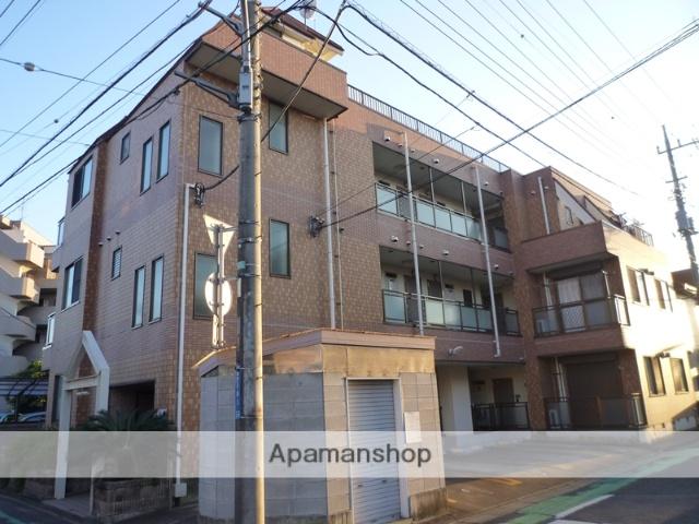 埼玉県戸田市、戸田公園駅徒歩7分の築12年 3階建の賃貸マンション