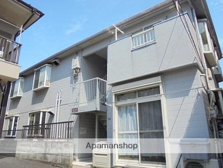 埼玉県さいたま市中央区、与野本町駅徒歩8分の築26年 2階建の賃貸アパート