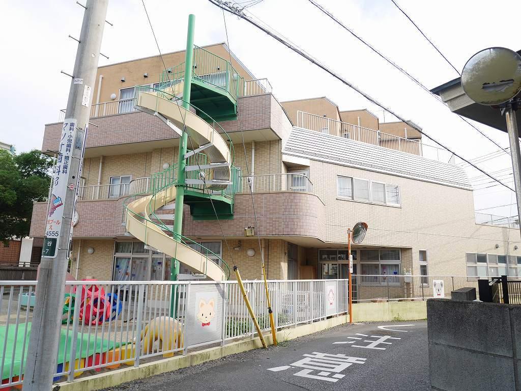 浦和みひかり幼稚園 296m