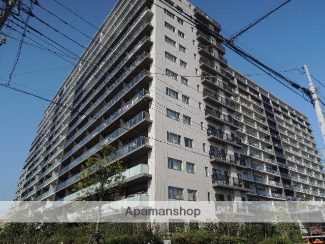 埼玉県戸田市、戸田公園駅徒歩15分の築2年 15階建の賃貸マンション