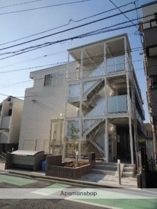 埼玉県蕨市、戸田駅徒歩17分の新築 3階建の賃貸アパート