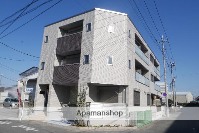 埼玉県戸田市、武蔵浦和駅徒歩34分の新築 3階建の賃貸マンション
