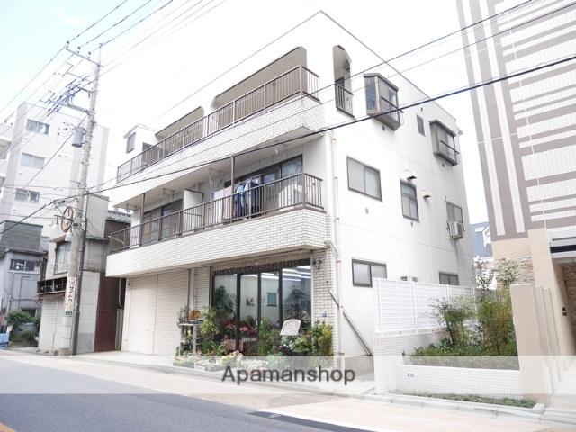 埼玉県戸田市、戸田公園駅徒歩6分の築30年 3階建の賃貸マンション