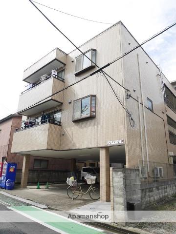 埼玉県戸田市、戸田公園駅徒歩22分の築25年 3階建の賃貸マンション
