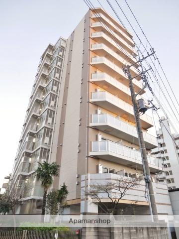 埼玉県戸田市、戸田公園駅徒歩7分の築1年 11階建の賃貸マンション