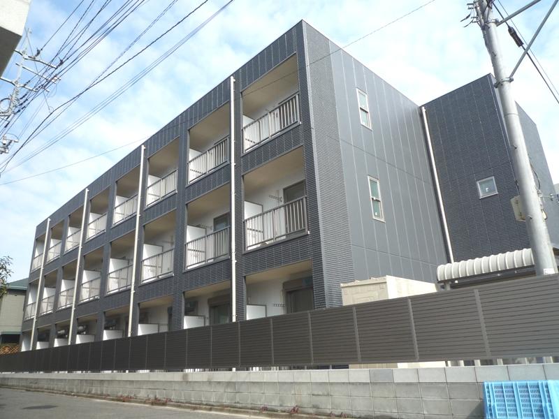 埼玉県戸田市、浮間舟渡駅徒歩28分の築7年 3階建の賃貸マンション