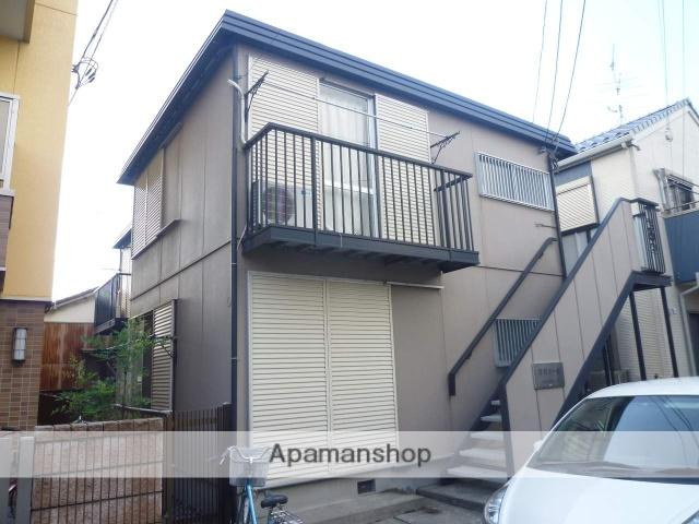 埼玉県戸田市、戸田公園駅徒歩22分の築31年 2階建の賃貸アパート