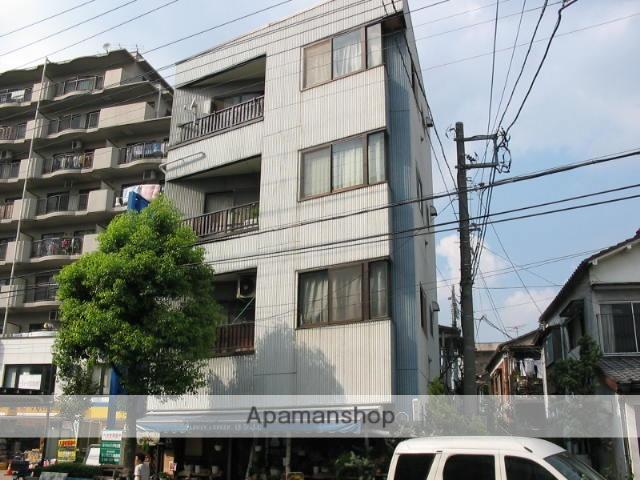 埼玉県戸田市、戸田公園駅徒歩15分の築29年 4階建の賃貸マンション