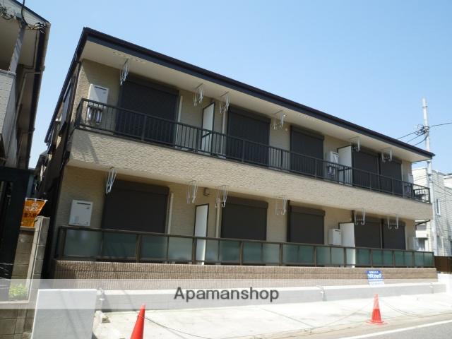 埼玉県戸田市、戸田駅徒歩25分の築5年 2階建の賃貸アパート
