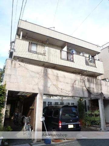 埼玉県戸田市、戸田公園駅徒歩10分の築28年 3階建の賃貸マンション