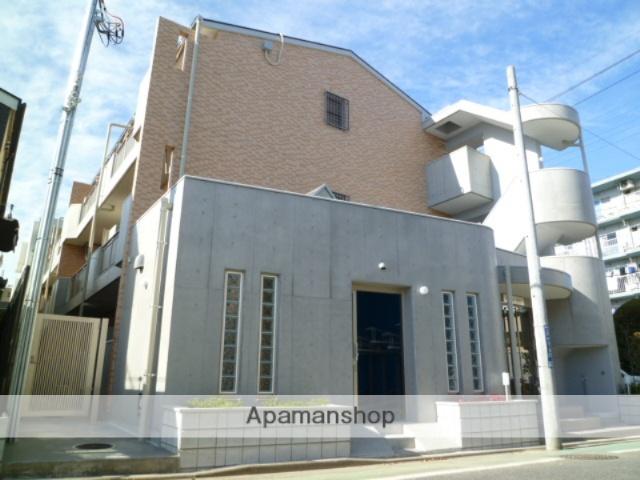 埼玉県戸田市、戸田公園駅徒歩10分の築4年 3階建の賃貸マンション