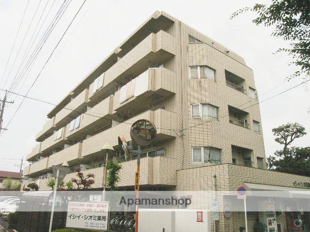 埼玉県蕨市、蕨駅徒歩12分の築30年 5階建の賃貸マンション