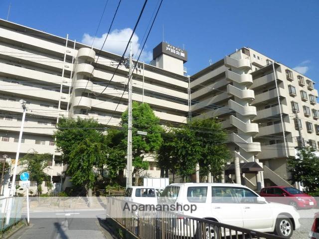 埼玉県戸田市、戸田公園駅徒歩13分の築26年 9階建の賃貸マンション