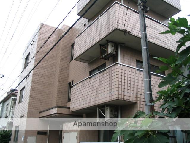 埼玉県戸田市、浮間舟渡駅徒歩24分の築29年 3階建の賃貸マンション