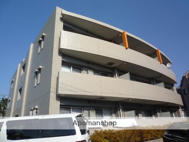 埼玉県蕨市、戸田駅徒歩15分の築12年 3階建の賃貸マンション