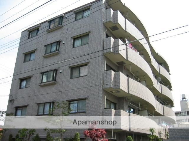 埼玉県戸田市、戸田公園駅徒歩8分の築22年 5階建の賃貸マンション