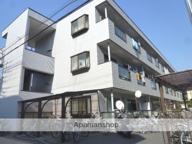 埼玉県戸田市、戸田公園駅徒歩20分の築28年 3階建の賃貸マンション