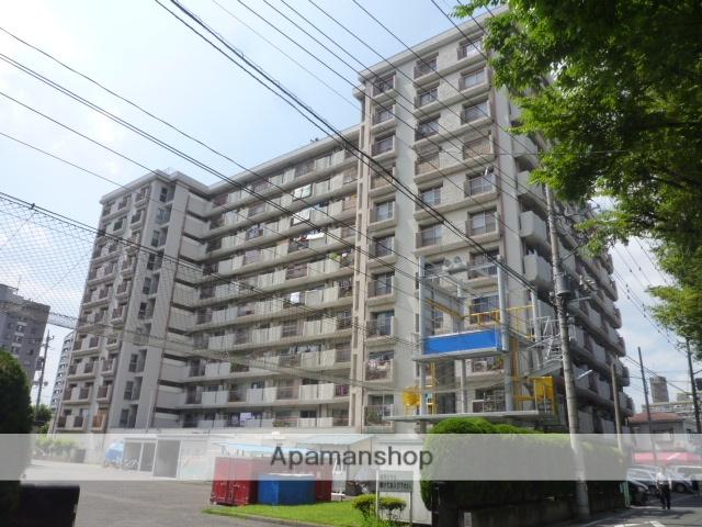 埼玉県戸田市、戸田公園駅徒歩9分の築42年 11階建の賃貸マンション