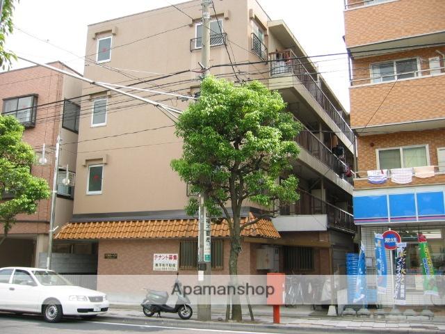 埼玉県戸田市、戸田公園駅徒歩16分の築39年 4階建の賃貸マンション