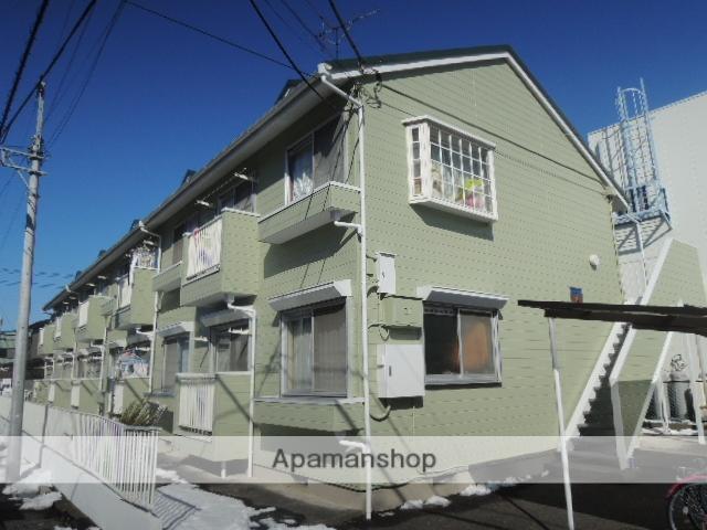 埼玉県戸田市、戸田公園駅徒歩14分の築28年 2階建の賃貸アパート