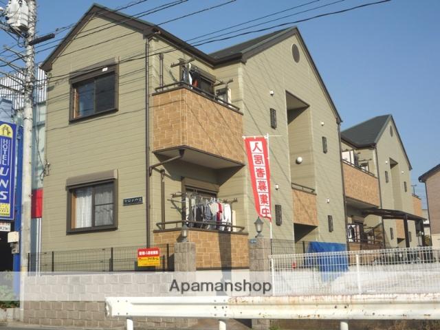 埼玉県戸田市、戸田公園駅徒歩6分の築11年 2階建の賃貸アパート