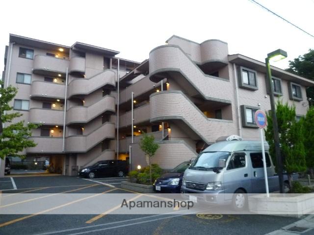 埼玉県戸田市、戸田公園駅徒歩13分の築20年 5階建の賃貸マンション