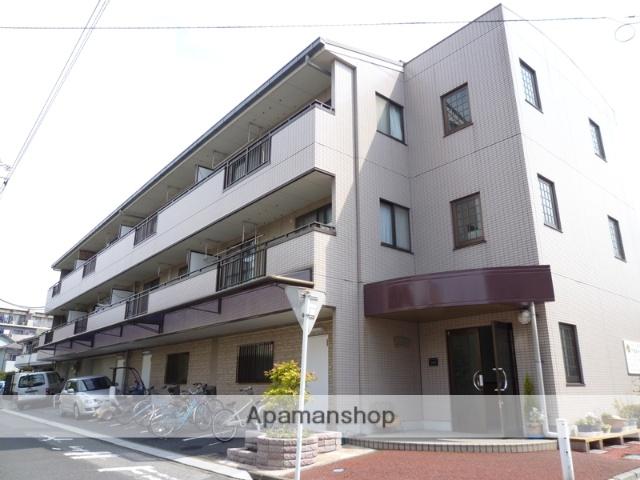 埼玉県戸田市、戸田公園駅徒歩22分の築21年 3階建の賃貸アパート