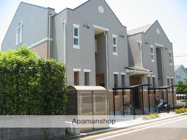 埼玉県蕨市、戸田駅徒歩10分の築13年 2階建の賃貸マンション