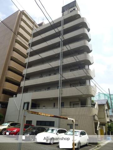 埼玉県戸田市、浮間舟渡駅徒歩25分の築27年 8階建の賃貸マンション