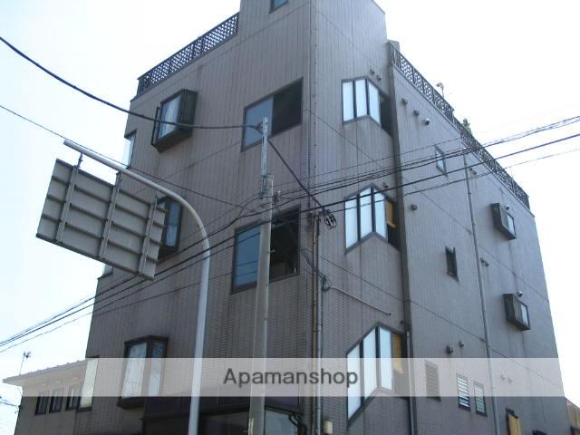 埼玉県戸田市、戸田公園駅徒歩15分の築22年 4階建の賃貸マンション
