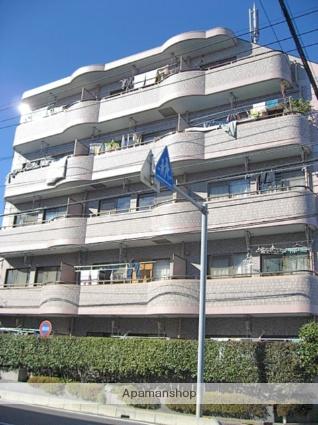 埼玉県戸田市、戸田駅徒歩29分の築21年 5階建の賃貸マンション