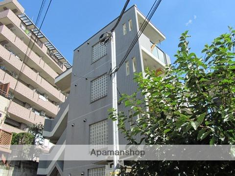 埼玉県所沢市、西所沢駅徒歩8分の築25年 4階建の賃貸マンション