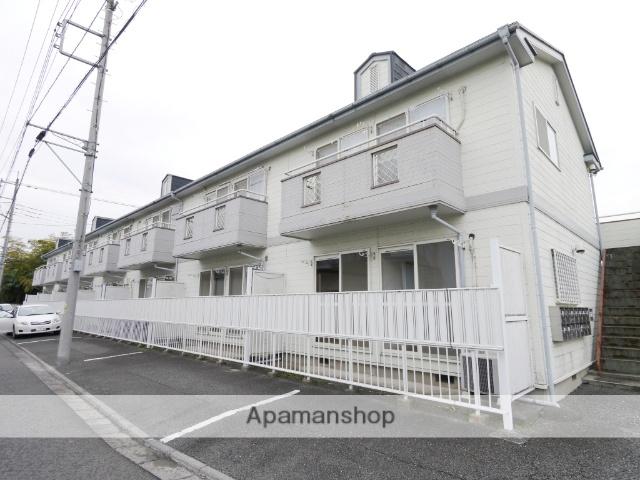 埼玉県所沢市、西所沢駅徒歩23分の築25年 2階建の賃貸アパート