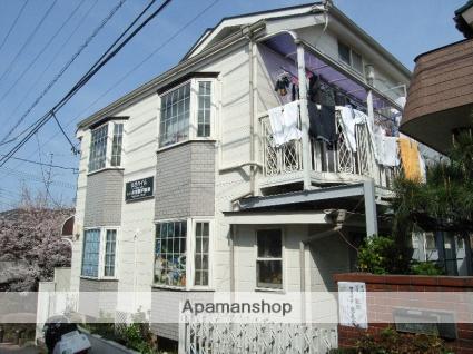埼玉県所沢市、小手指駅徒歩8分の築25年 2階建の賃貸アパート