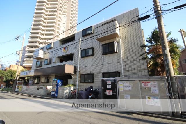 埼玉県所沢市、西所沢駅徒歩16分の築32年 3階建の賃貸マンション