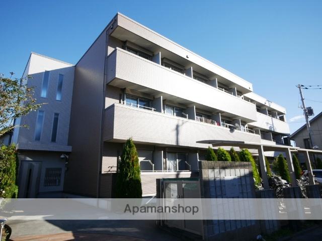 埼玉県所沢市、西所沢駅徒歩14分の築7年 3階建の賃貸アパート