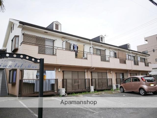 埼玉県所沢市、西所沢駅徒歩22分の築23年 2階建の賃貸アパート