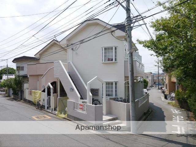埼玉県所沢市、西所沢駅徒歩8分の築26年 2階建の賃貸アパート