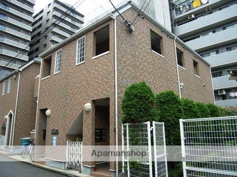 埼玉県所沢市、西所沢駅徒歩5分の築14年 2階建の賃貸アパート